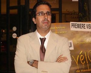 Hamid Faridi : «Le cinéma est une arme contre l'injustice»