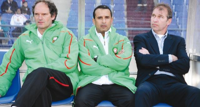Hamidou El Ouarga : «La FRMF m a limogé pour faire plaisir à Pim Veerbek»