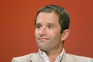 Benoît Hamon, porte-parole d'une gauche décomplexée