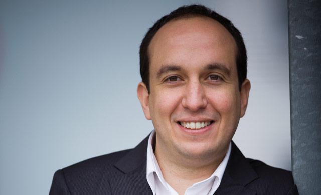 Hamza Fassi Fihri président  du parlement francophone bruxellois
