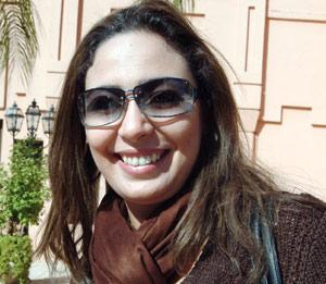 Hanane Ibrahimi : «Je choisis moi-même mes rôles»