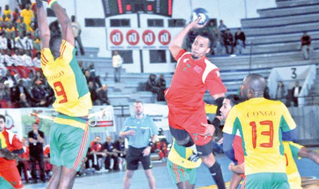 Handball : La Mouloudia de Marrakech en quarts de finale