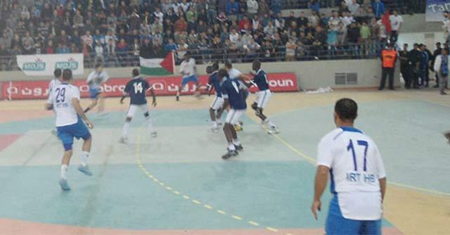L Ittihad de Tanger et le Mouloudia de Marrakech  en quarts de finale