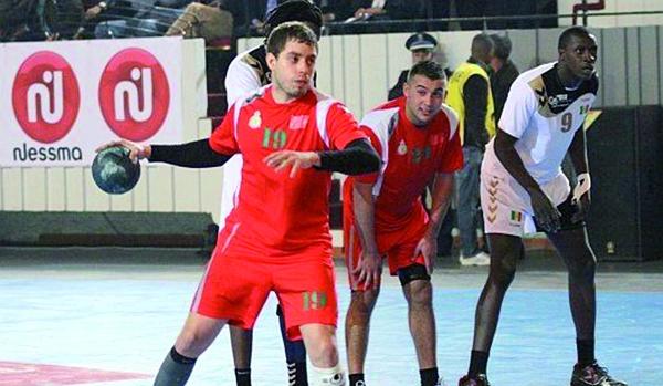 CAN-2012 de handball juniors : Première victoire de la sélection nationale