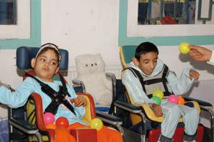 Une soirée au profit des enfants handicapés au Maroc