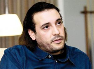 Hannibal Kadhafi rend visite à Max Galdi