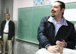 Saad Hariri, l'héritier devenu chef de la majorité soutenue par l'Occident