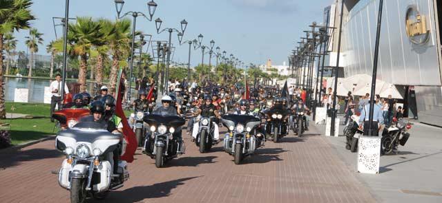 Harley-Davidson : La parade a tenu ses promesses