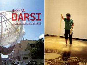 Parution : «Hassan Darsi, l'action et l'oeuvre en projet» chez les Éditions Le Fennec