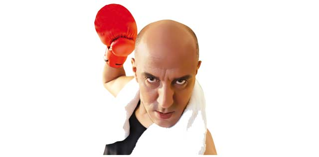 Hassan El Fad promeut une campagne publicitaire anti-grippe