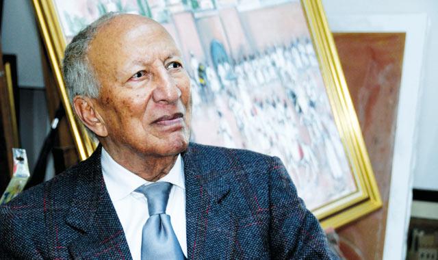 Exposition à la galerie Mémoarts: Hommage à l'artiste plasticien Hassan El Glaoui