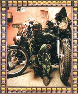 A la découverte du pop art marocain avec Hassan Hajjaj