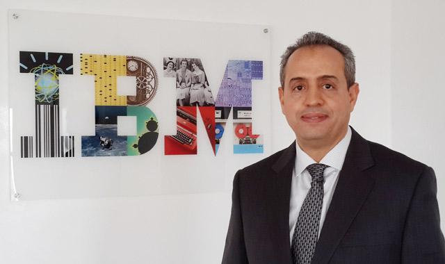 Hassan Bahej prend les rênes  d IBM Maroc
