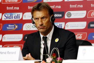 Football : Hervé Renard nouveau sélectionneur de l'équipe du Maroc