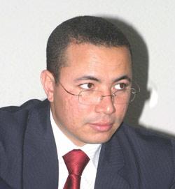 Hicham Maârouf, un homme de défis