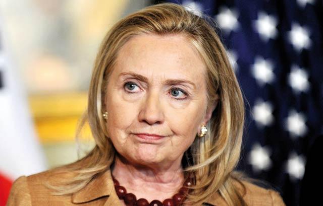 Hillary Clinton  annule sa visite  au Maroc pour  raison de santé