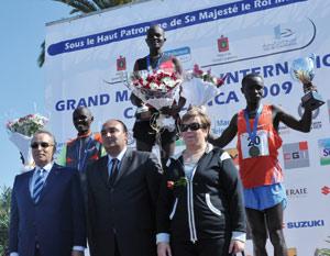 Grand marathon international de Casablanca : Hillary Kipchumba remporte la deuxième édition