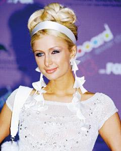Paris Hilton prépare son album