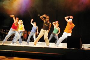 Le festival qui met Meknès en danse