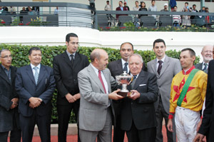 Austra Varria remporte le Grand Prix Hassan II
