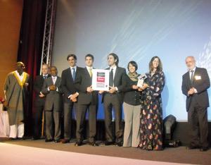 Marrakech : les architectes marocains remportent le 1er prix Holcim