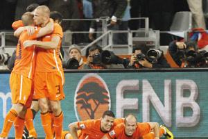Demi-finales : les Pays-Bas visent leur premier titre à Johannesburg