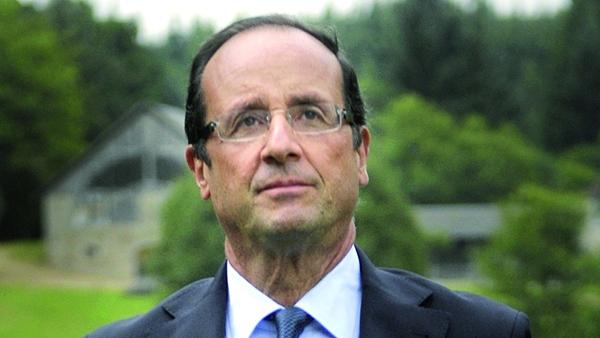 Hollande veut développer une «Méditerranée des projets» avec le concours de Sijilmassi