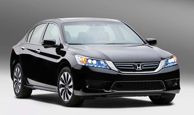 Honda Accord : «H» comme hybride !
