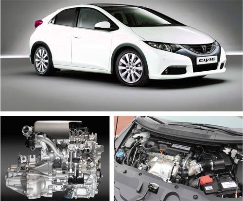 Honda Civic : Une garantie moteur d un million de kilomètres