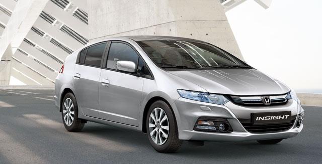 Honda Insight : Perspicacité japonaise