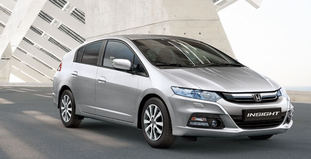 Honda Insight : Perspicacité japonaise