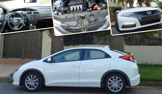 Essai Honda Civic : 40 ans et pas une ride !