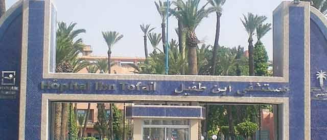 Marrakech : Un homme met fin  à sa vie en se jetant du 3ème étage d un hôpital