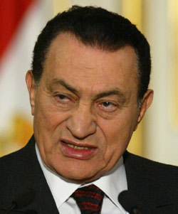 Les Egyptiens pour un sommet tripartite