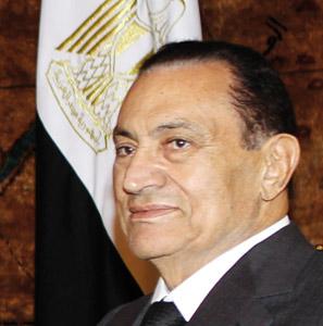Hosni Moubarak candidat à sa propre succession