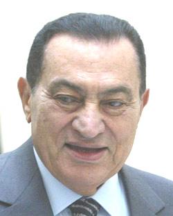 Moubarak veut rempiler