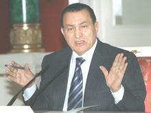 Moubarak encore et toujours