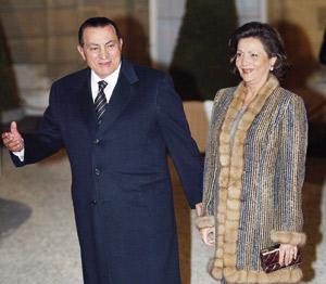 Égypte : À Charm el-Cheikh, Moubarak tombe dans l'indifférence