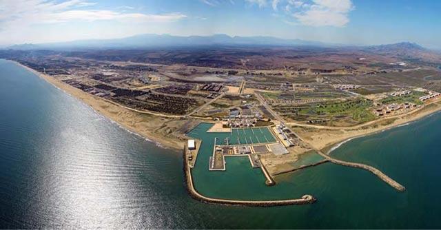 Mise en place d'un plan d'action 2013 pour la réhabilitation de la station balnéaire Saidia