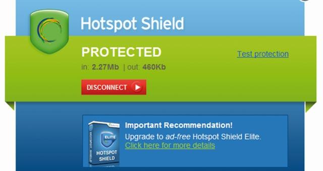 Qu'est-ce qu'un Hotspot Shield
