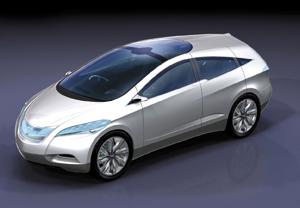 Hyundai i-Blue : Un étonnant démonstrateur technologique