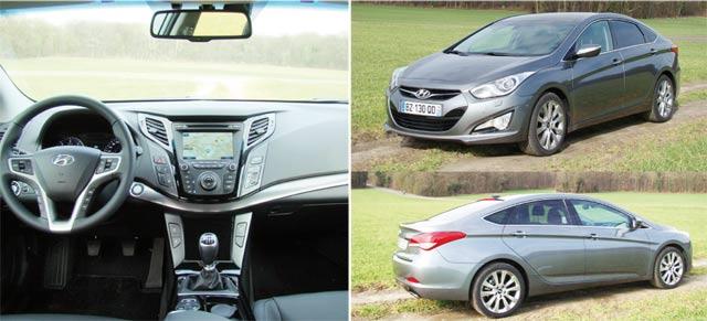 Hyundai i40: Look de conquérante