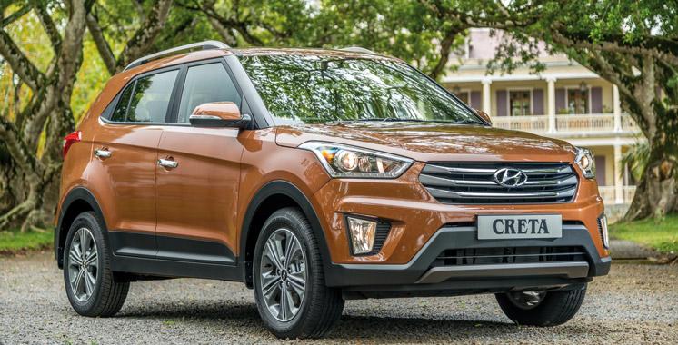 Essai Hyundai Creta: Un mini Santa Fe plein de charme !