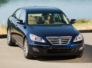 Hyundai Genesis : De sérieuses prétentions