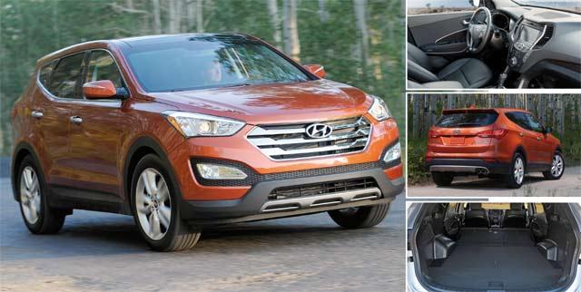 Hyundai Santa Fe : Cadeau de Noël