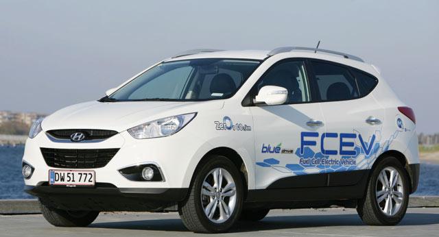 Révélation : Hyundai lève le voile sur le premier véhicule fonctionnant à l hydrogène