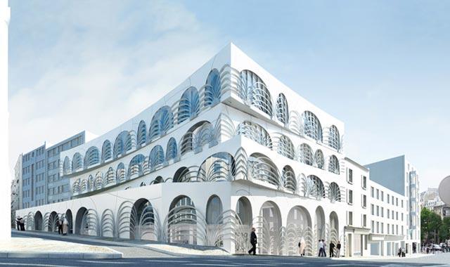 Paris: Inauguration de l'Institut des cultures d'islam