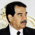 Saddam orphelin de ses fils