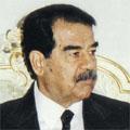 Revoilà Saddam
