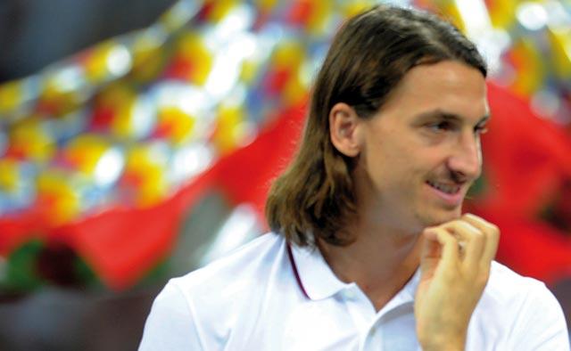Ballon d Or:  Ibrahimovic a  voté «Iniesta»